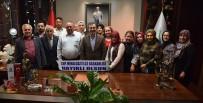 CHP İlçe Teşkilatlarından Ataç'a Ziyaret