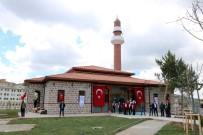 CEMİL ÇİÇEK - Eski TBMM Başkanı Çiçek, İmam-I Azam Mescidi'nin Açılışını Yaptı