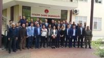 CAFER YıLMAZ - İtfaiyeden 'Yangın Güvenliğinin Önemi' Konferansı