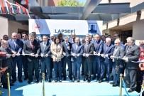 ÖZEL AMBULANS - Lapseki Hükumet Konağı Resmi Açılışı Yapıldı