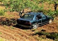 Şanlıurfa'da Lastiği Patlayan Otomobil Devrildi Açıklaması 7 Yaralı