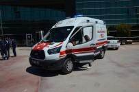 Balıkesir'e 6 Yeni Ambulans