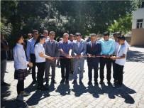 AHMET GENCER - Besni'de Görsel Sanatlar Teknoloji Tasarım Sergisi Açıldı