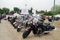YEŞİM SALKIM - Salihli Motosiklet Festivaline Hazırlanıyor