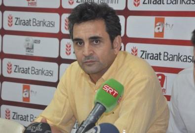 Sivas Belediyespor'da Altunsoy Sesleri
