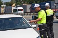 SELAMI ABBAN - Çerkezköy'de Bayram Öncesi Trafik Denetimleri Arttı