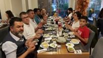 METİN YILDIZ - Eskişehir Eczane Teknisyenleri Derneği İftar Programı