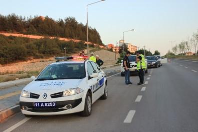 Polisten Bayram Öncesi Güven Ve Huzur Uygulaması
