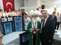 YUSUF YıLMAZ - Eskişehir Battalgazi Orataokulu'ndan 'TUBİTAK 4006 Bilim Fuarı Sergisi'