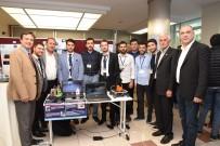 HARUN KARACAN - Eskişehir Sanayi Odası Ve Osmangazi Üniversitesince Düzenlenen Teknoloji Fuarında Gençlerin Projeleri Yarıştı