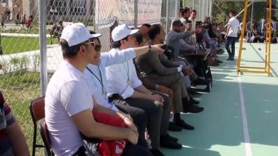 TİKA Afganistan'da Voleybol Turnuvası Düzenledi