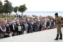 ÇANAKKALE DESTANI - ATO Meclisi Çanakkale'de Duatepe İçin İncelemelerde Bulundu