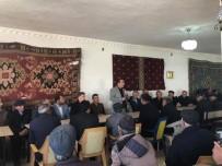ERCAN ÖTER - Kağızman'da İki Aile Arasındaki Husumet Barışla Sonuçlandı