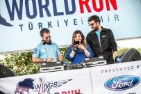 ENIS ARıKAN - Ünlüler Koşamayanlar İçin Koştu
