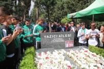MEHMET AĞAR - Bursaspor'un Şampiyon Başkanı İbrahim Yazıcı Anıldı