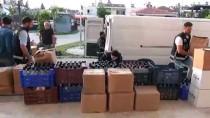 KAYAKÖY - Muğla'da Sahte İçki Operasyonu