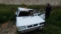 Şanlıurfa'da Trafik Kazası Açıklaması 2 Yaralı