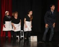 MEHMET SEZGIN - ASMEK Kursiyerleri Tiyatro Sahnesinde