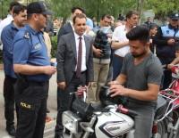 AHMET DEMIRCI - Erzin'de Trafik Haftası Kutlamaları