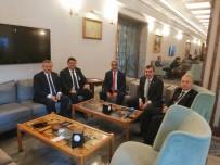 AHMET ÇOLAK - GMİS, TBMM'de Milletvekilleri İle Bir Araya Geldi