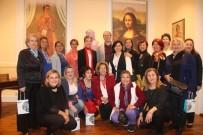 FEMINIST - Konak'ta 22 sanatçı 22 eser