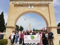 Mangala Kazananları Soluğu Şehitlik Anıtı'nda Aldı