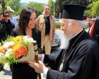 YUNANISTAN CUMHURBAŞKANı - Patrik Bartholomeos İzmir'de Ayin Yönetti