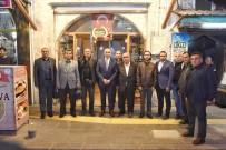 Vali Soytürk, Gazeteciler İle Bir Araya Geldi