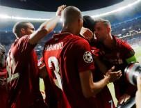 UEFA ŞAMPİYONLAR LİGİ - Avrupa'nın en büyüğü Liverpool!