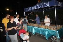 KADİR GECESİ - İzmit Belediyesi'nden 7 Bin Helva