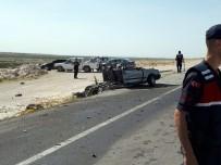 ESMEKAYA - LGS Yolunda Kaza Açıklaması 4 Yaralı