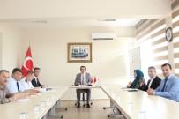 SELAMI ABBAN - Çerkezköy'de YKS Sınavına Yönelik Toplantı Yapıldı