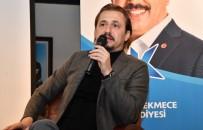 AYHAN AKMAN - Gazişehir Gaziantep'te Sportif Direktör Ayhan Akman Oldu