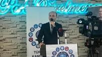 UĞUR YILDIRIM - Türkiye Kamu Sen Genel Sekreteri Talip Geylan Açıklaması