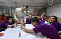 PUZZLE - Osmangazi'de Engeller Aşılıyor