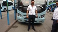 SARA KRİZİ - (Özel) Kahraman Minibüs Şoförü Fenalaşan Yolcuyu Hastaneye Yetiştirmek İçin Saniyelerle Yarıştı