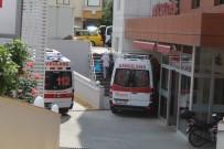 DOĞALGAZ PATLAMASI - Hastanenin Klima Ünitesinde Patlama Açıklaması 1 Ölü, 2 Yaralı