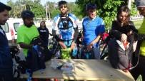 MEHMET SEZGIN - Köy Okulu Öğrencileri İçin Pedalları İyiliğe Çevirdiler