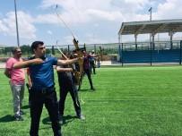 Özvatan'da Okçuluk Şampiyonası Başladı