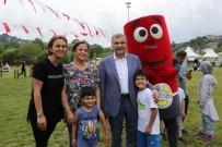 DÜNYA ÇEVRE GÜNÜ - Tarihi Küçüksu Çayırı'nda Eğlence Dolu 'Çevre Festivali'