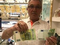 HOLOGRAM - Yeni 100 Ve 200 Euro'lar Daha Küçük Ve Hologram Çıplak Gözle Görülebiliyor