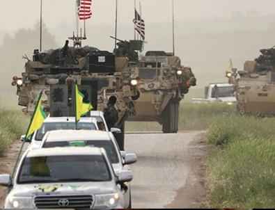 ABD'den YPG'ye yardım
