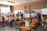 AHMET GENCER - Besni'de 18 Bin 94 Öğrenci Karne Sevinci Yaşadı