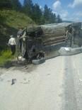 Kastamonu'da Trafik Kazası Açıklaması 2 Yaralı