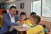 ERDEM BAYAZıT - 'Bilim Karavanı' Bursa'da