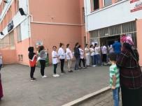 MEHMET KARTAL - Fatsa'da Gerçekleşen İlk Sınava Velilerden Teşekkür