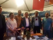 MEHMET MEHDİ EKER - Başkan Beyoğlu, İstanbul Seçimi İçin Destek Turunda