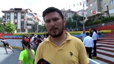 Çekmeköy 1. Kademe Hız Pateni Antrenörlük Ve Hakemlik Kursu'na Ev Sahipliği Yaptı