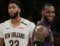 LAKERS - NBA'de yılın takası! Anthony Davis Lakers'a...