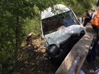 Artvin'de Trafik Kazası Açıklaması 1 Ölü, 6 Yaralı